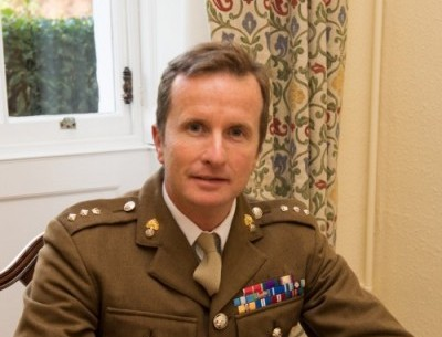 221 Personality Portrait From RMAS Commandant Major General P A