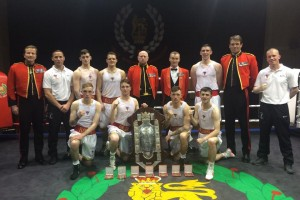 1RRF Army Boxing Champions 2016