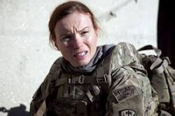 Woman In combat