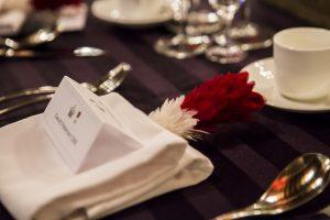 Gala Dinner 2 Oct 2017